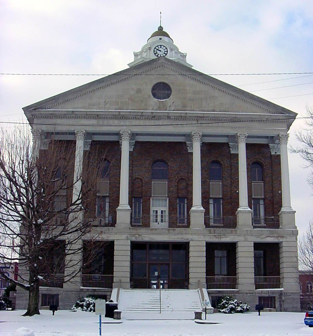 Bedford County Court House